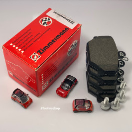 Тормозные колодки передние Zimmermann